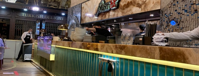 Nusr-Et Steakhouse is one of تركيا.