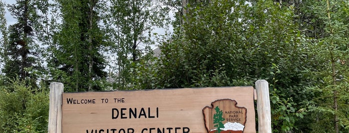 Denali National Park Visitor Center is one of Alaska Trip by Greg and Megan.