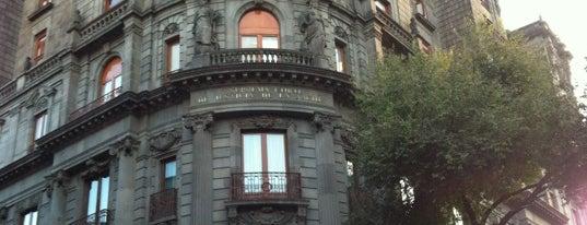 Suprema Corte de Justicia de la Nación is one of Rodrigo A.'ın Beğendiği Mekanlar.
