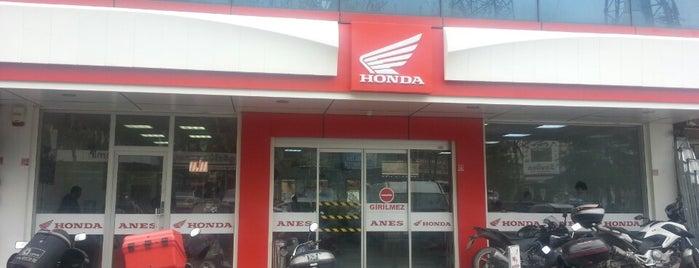 Honda Anes Motor is one of TC Süleymanさんのお気に入りスポット.