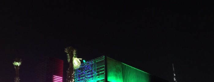 Box Park is one of Dubai - Visit.