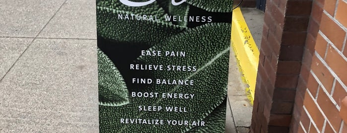 Saje Natural Wellness is one of Posti che sono piaciuti a Jack.