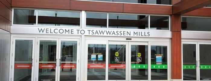 Tsawwassen Mills is one of Liz'in Beğendiği Mekanlar.