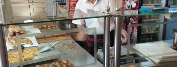 Seren Cafe Börek is one of Posti che sono piaciuti a Oguzhan.
