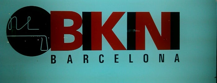 Bikini is one of Barcelona.