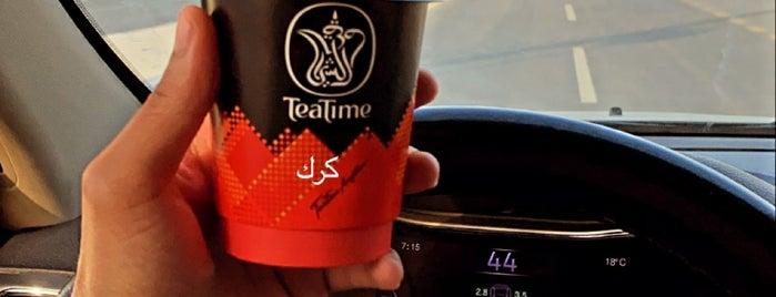 Tea Time is one of Foodie 🦅'ın Beğendiği Mekanlar.