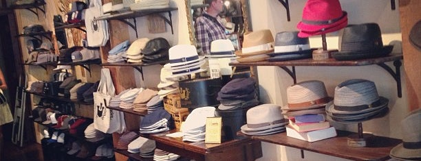 Goorin Bros. Hat Shop - Yaletown is one of Beautiful British Columbia.