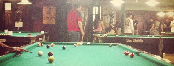 Dona Mathilde Snooker Bar is one of PICK6 BAR'S - SAO PAULO.