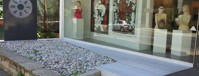 OlcayArt is one of Sanat Galerisi.