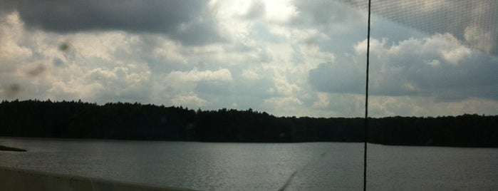 Meandor Reservoir is one of Orte, die Jim gefallen.