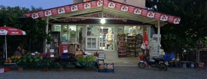 Met's Shop is one of Ahmet : понравившиеся места.