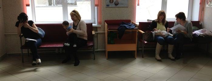 Детская поликлиника № 38 (филиал № 2) is one of Lugares favoritos de Denis.