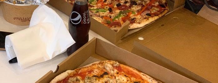 Pizzaratti is one of Riyadh.