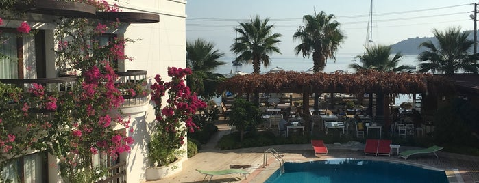 Beyaz Suite Otel is one of Bodrum Otel.