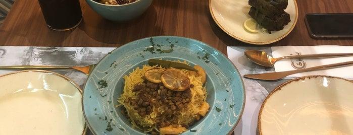 Sufrah Restorant is one of สถานที่ที่บันทึกไว้ของ Esraa.