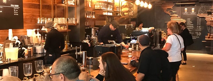 Starbucks is one of NYC Coffee Shops for Working.