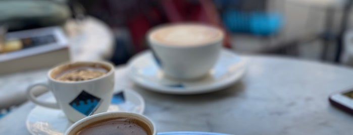 Brew Coffeeworks is one of Istanbul.