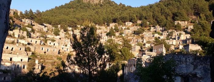 Kaya Köy Tarihi Yunan Evleri is one of Fethiye.