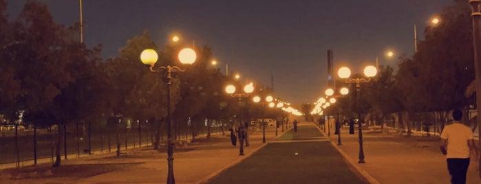 Al Nada Garden is one of Riyadh Outdoors.