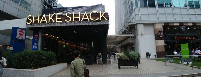 Shake Shack is one of Shake Shack.