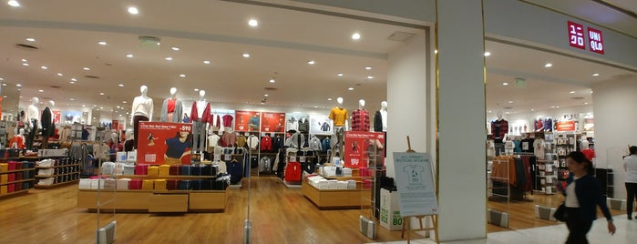 Uniqlo ユニクロ is one of Lieux qui ont plu à Shank.