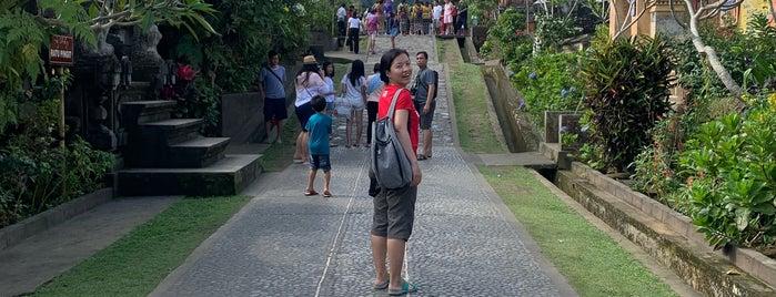 Desa Adat Tradisional Penglipuran (Balinese Traditional Village) is one of B.