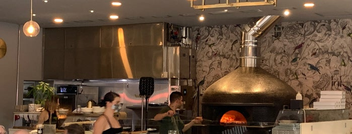 Sopra Sotto Pizzeria is one of Vancouver.