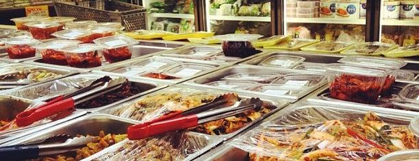 Joong Boo Market is one of Food!.