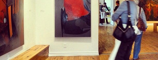 McClure Gallery, Visual Arts Centre is one of Saba 님이 좋아한 장소.