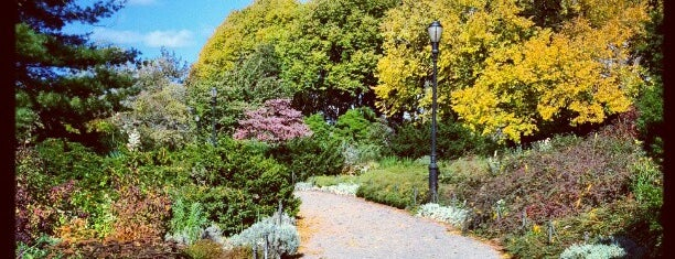 Heather Garden is one of NYC—Favorites for Tourists★.