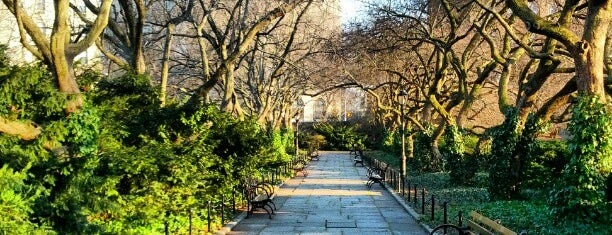 Conservatory Garden is one of New York: Where to Go.
