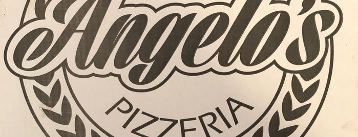 Angelo's Pizzeria is one of Friends in Town.