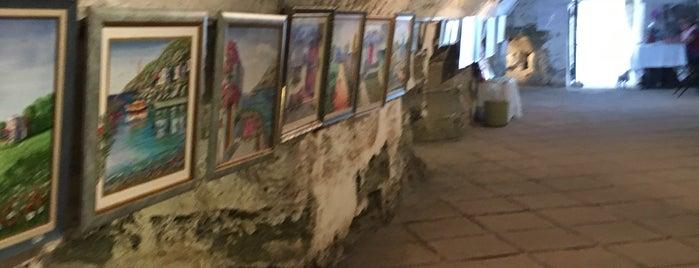 Haluk Elbe Sanat Galerisi is one of Bodrum ♡ Bodrum.