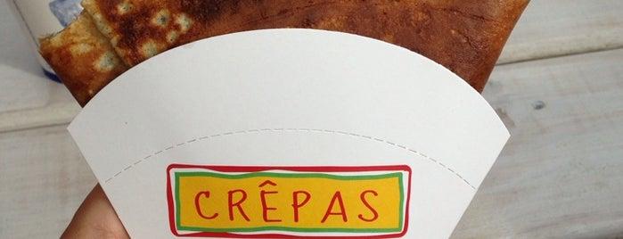 Crêpas is one of Orte, die Alison gefallen.