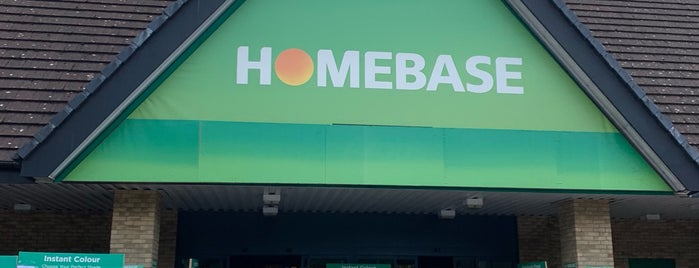 Homebase is one of Lugares favoritos de Del.