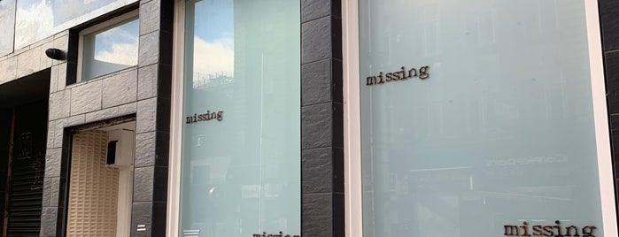 Missing Records is one of Glasgow.