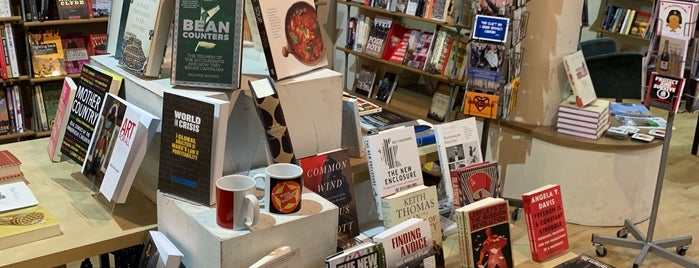Bookmarks Socialist Bookshop is one of London 2.