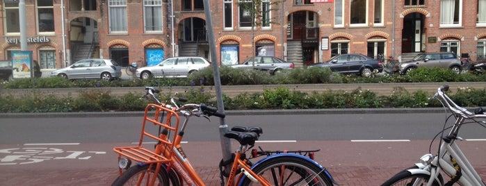 Leidseplein is one of The Nederlands.