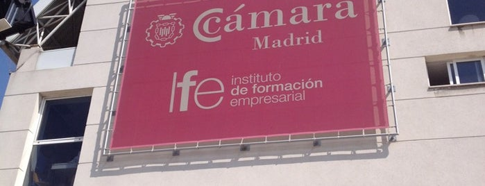 Instituto de Formación Empresarial de la Cámara de Madrid (IFE) is one of mmmmmmmmmmm.
