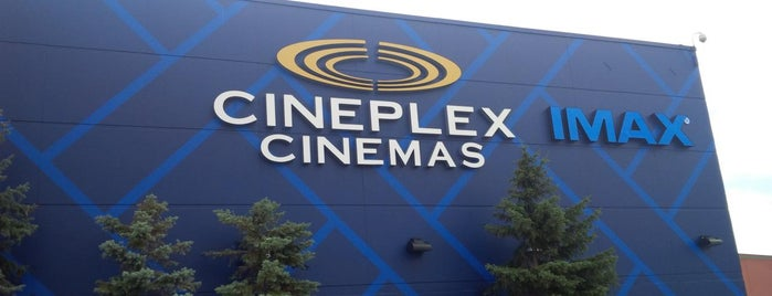 Cineplex Cinemas Courtney Park is one of Entertainment.