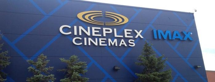Cineplex Cinemas is one of Lieux qui ont plu à Kim.