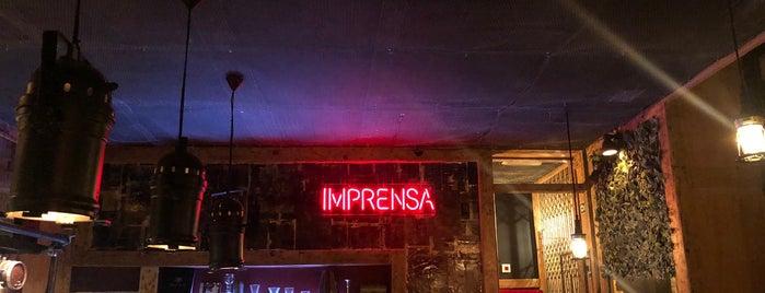 Imprensa is one of Lisboa.
