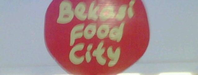 Bekasi Food City is one of Kuliner Bekasi.