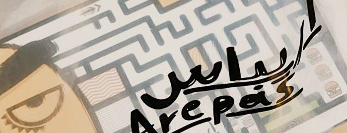 Arepas is one of Riyadh.