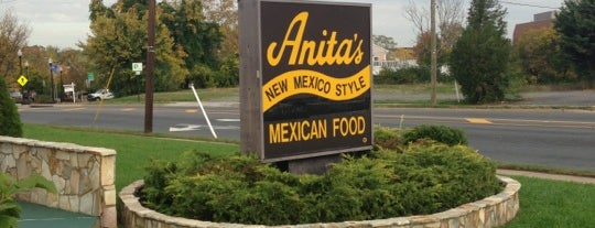Anita's New Mexican Style Mexican Food is one of Food - Virginia.