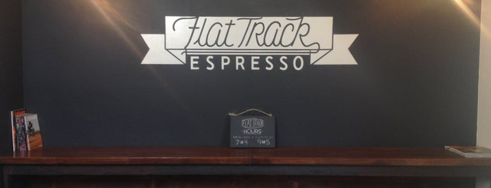 Flat Track Coffee is one of Austin Explorations.