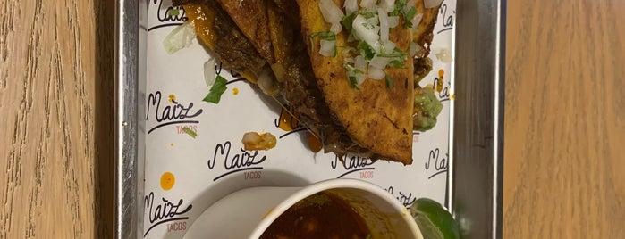 Maiz Tacos is one of Summer 2021 Goals 👙💕.