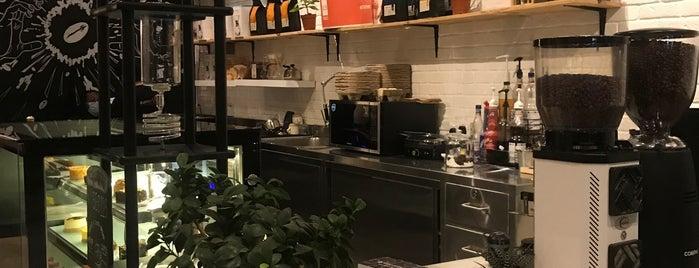Vibes Coffee is one of Riyadh Cafe.