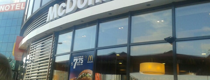 McDonald's is one of Nisan 님이 좋아한 장소.