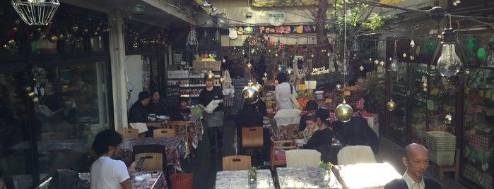 Organic Restaurant HIROBA is one of Topics for Restaurant & Bar ⑤.